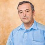 Заказной портрет с фоторафии. холст/масло