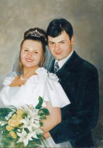 Портрет в подарок на свадьбу