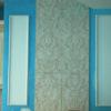 Орнамент на стене необходимо рисовать в нишах, специально оставленных для этого.До росписи