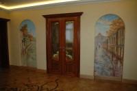 Художественная роспись стен в Москве