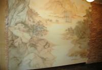 Художественная роспись. Роспись в восточном стил
