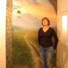 Роспись квартир подразумевает визуальное расширение пространства