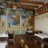 Роспись стен ресторана в Ногинске.