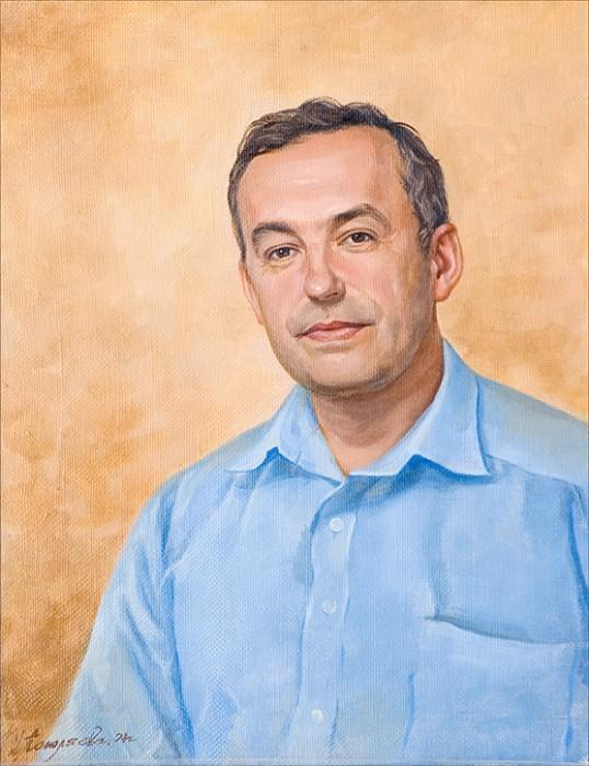 Портрет в Черноголовке