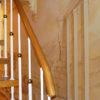 Роспись стен в монохроме можно назвать рисунком краской.