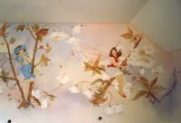 Роспись стен в детской необходима как рецепт для развития творческого потенциала