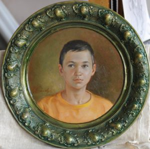 Портрет на холсте в подарок