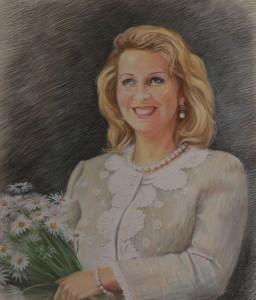 Заказать портрет на юбилей