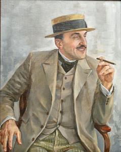 портрет маслом на заказ в Электростали