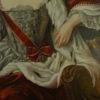 Картина портрет на заказ. фрагмент