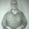 портрет с натуры фрагмент